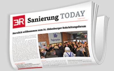 Sanierung TODAY erscheint in Oldenburg