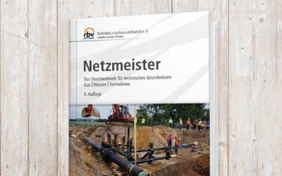 Neu erschienen für Netzmeister: Handbuch Netzmeister