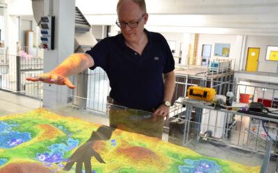 Simulierte Starkregenvorsorge dank virtuellem Regen?