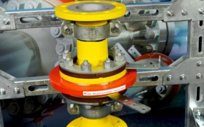 ISOflanges: DVGW zertifiziert HP2-Isolierflanschverbindungen