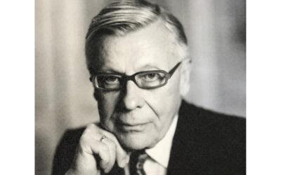 REHAU trauert um Firmengründer Helmut Wagner