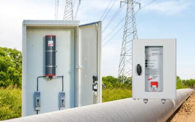 DEHN schützt Pipelines –<br />Fremdspannungen sicher beherrschen