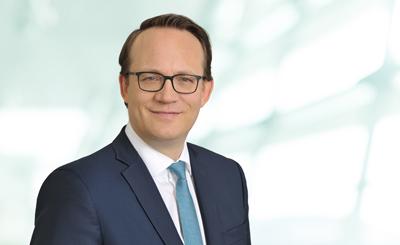Markus Krebber ist neuer BDEW-Vizepräsident