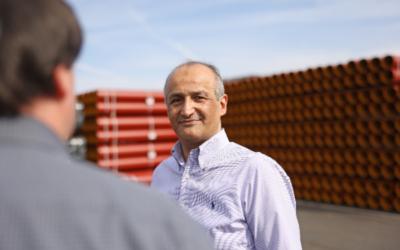 Düker:Birol Karatas ist neues Mitglied der Geschäftsleitung