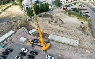 Innere Erschließung in Oldenburg abgeschlossen