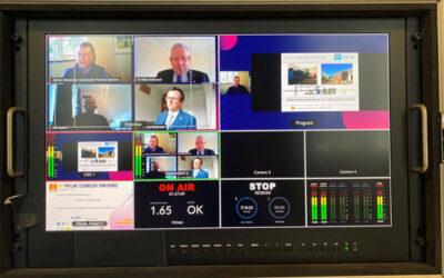 Erfolgreiche ptc 2021: Reines Onlineformat mit Teilnehmerrekord