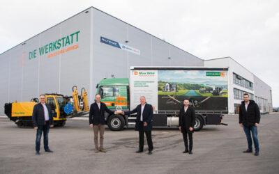 Vertriebspartnerschaft bei Bohrschlamm-Recycling-Trucks