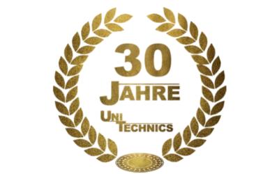 Abwasser: UNITECHNICS feiert 30. Firmenjubiläum