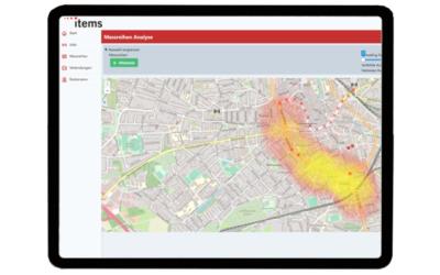 Neues Tool zur Vermessung der Netzabdeckung von LoRaWAN-Netzen