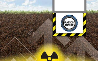 Virtuelle Fachtagung über radonsicheres Bauen