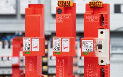 Kombi-Ableiter mit RAC-Funkenstreckentechnologie