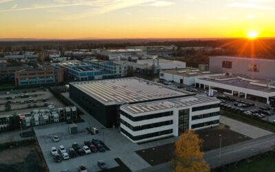 Swietelsky-Faber eröffnet neues Büro Frankfurt / Rhein-Main