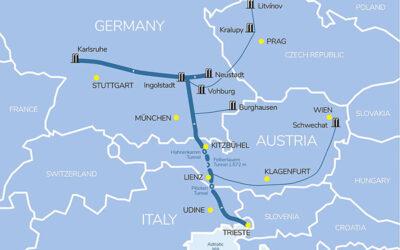 AUMA gewinnt Rahmenvertrag für Transalpine Ölleitung